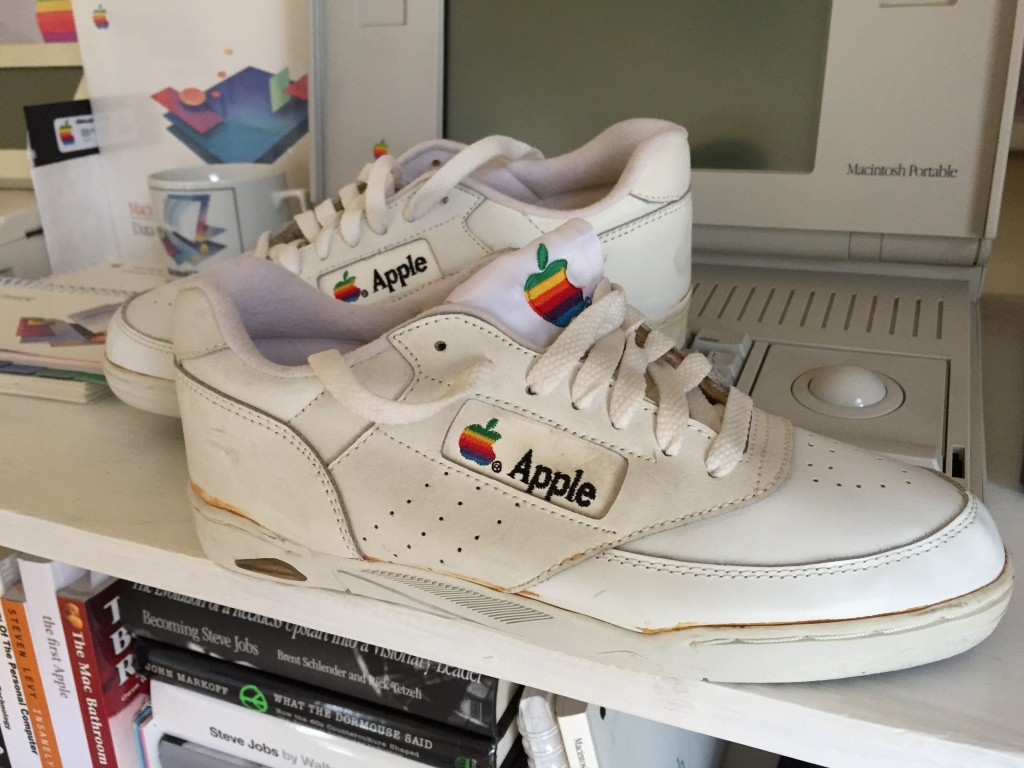Apple Computer Sneakers · inThrill