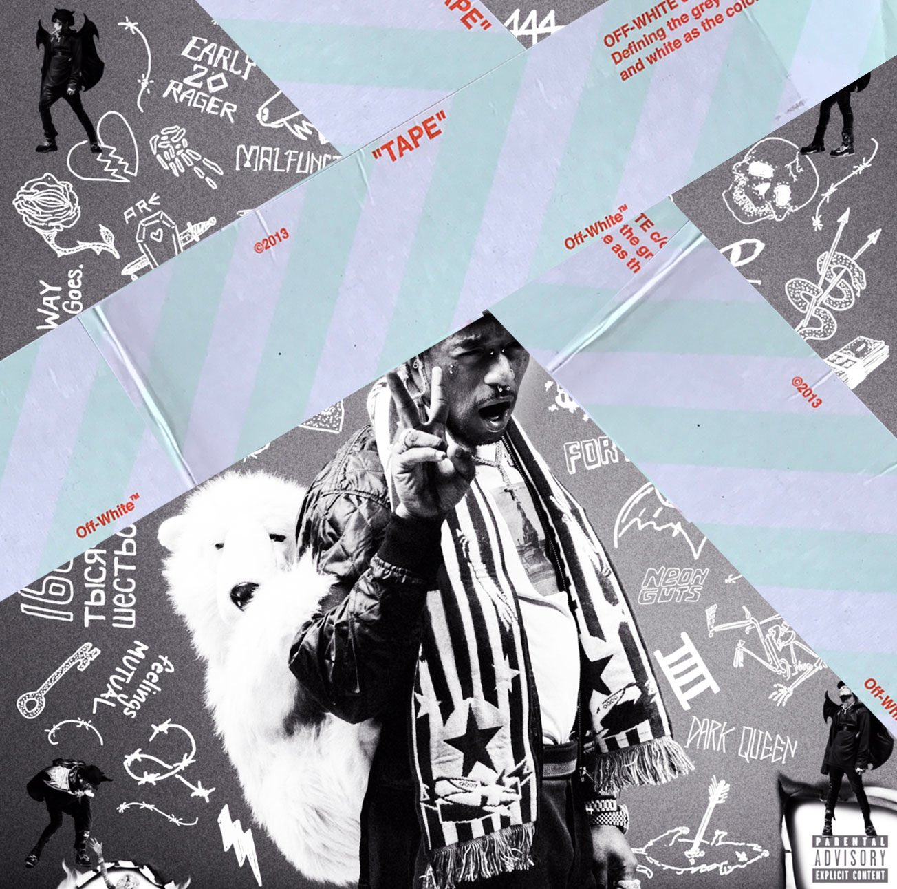 Lil Uzi Vert Luv Is Rage 2 Album Stream Inthrill 3 bonus songs only available through the deluxe edition! lil uzi vert luv is rage 2 album