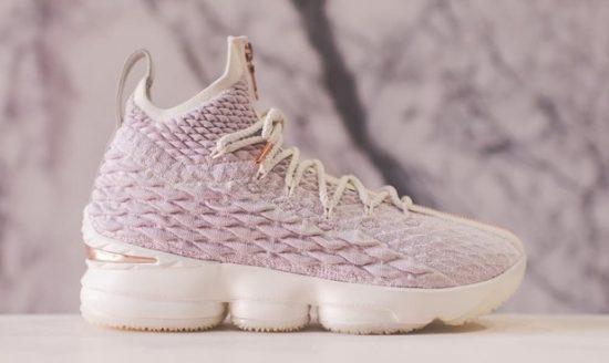 KITH x Nike LeBron XV Sneakers [First Look]
