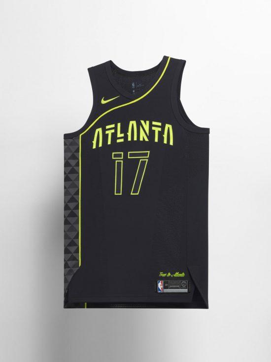 Nike NBA City Edition Jerseys