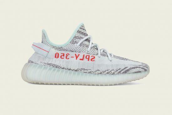 adidas Yeezy Boost 350 v2 Blue Tint · inThrill