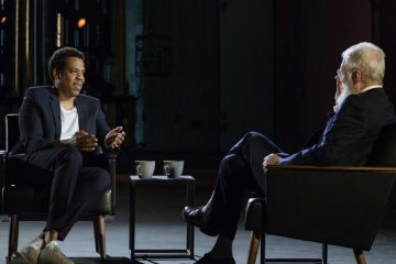 JAY-Z On David Letterman's 'My Next Guest Needs No Introduction' (Trailer)