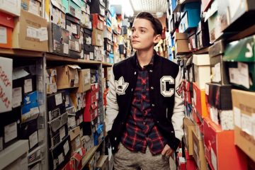 Sneaker Shopping With Noah Schnapp