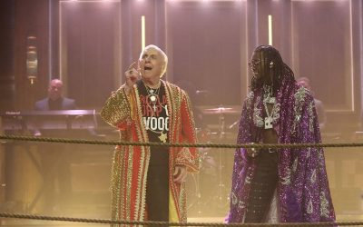 Offset & Metro Boomin - Ric Flair Drip (Live On Jimmy Fallon)