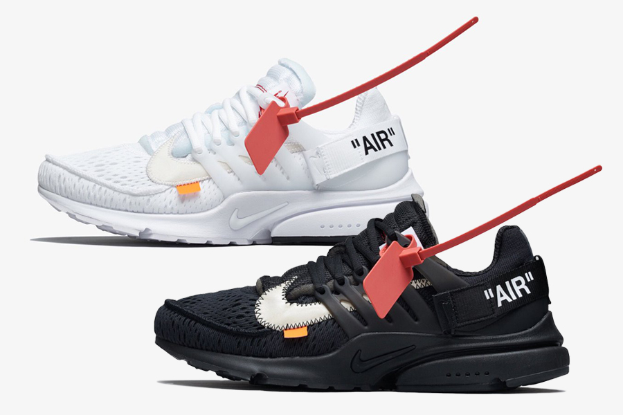 Off-White x Nike Presto Official Images